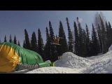 Шерегеш 2013 Сноуборд веселье