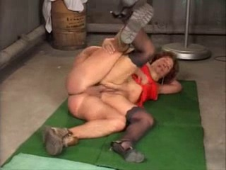 Horny german granny fucked by young guy - xHamster_com