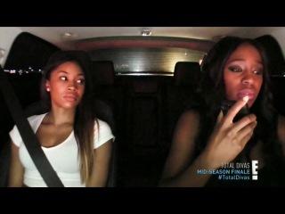 WWE Total Divas S01 E08 �� �������
