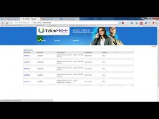 утро 25.04.2014.г. запустил сайт проверка telexfree